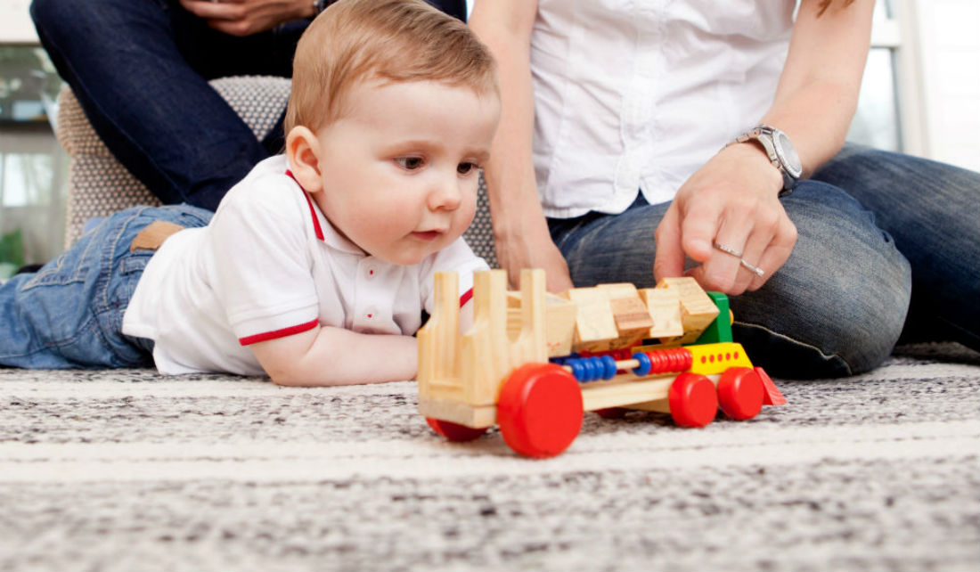 שיטת שלהב – Child'Space לליווי התפתחותי לתינוקות